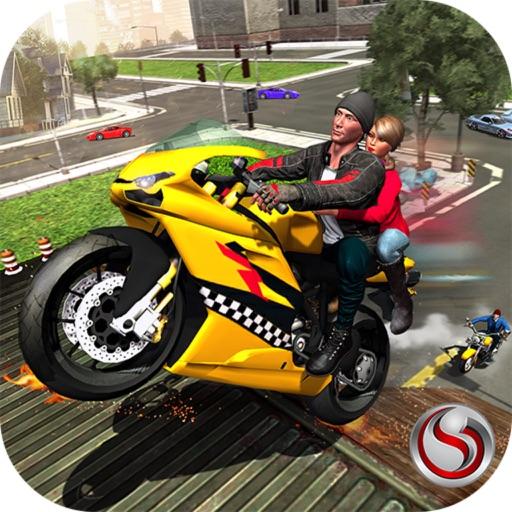 Fast Bike Gangster
