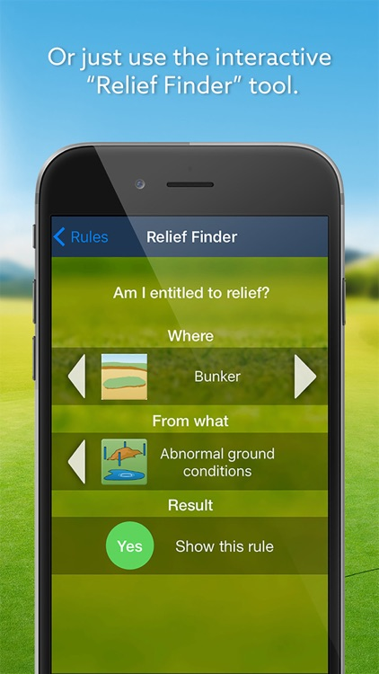 Expert Golf – iGolfrules (Golf Rules Quick Ref.) screenshot-4