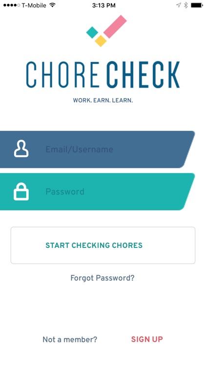 Chore Check