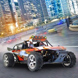 Traffic Quad Bike Rider : End-Less Road Rac-ing 3D