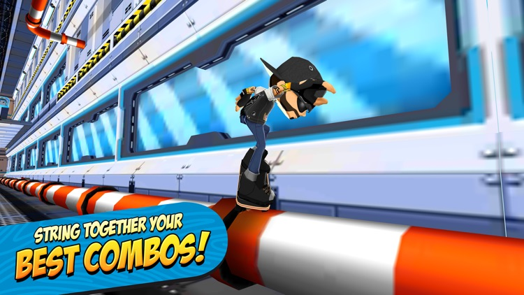 Epic Skater screenshot-1