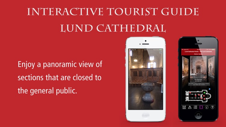 Guided Tour in the Lund Cathedral screenshot-3