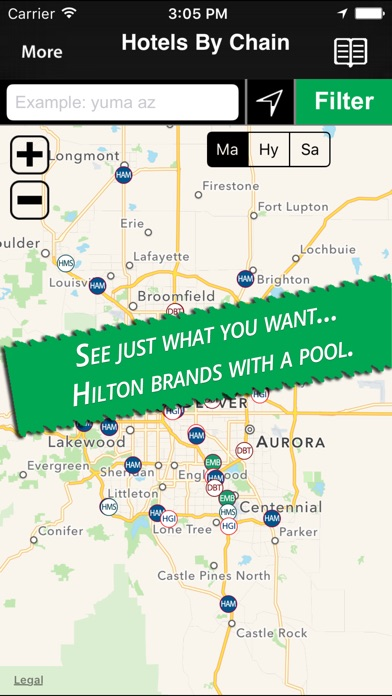 Allstays Hotels By Chain review screenshots