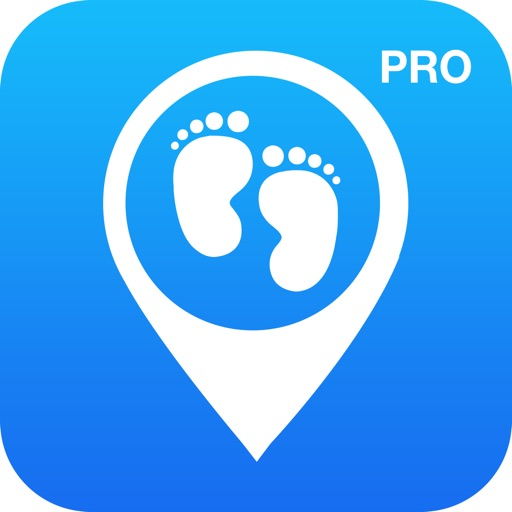 GPS Tracker Pro - Track position & Locus recorder