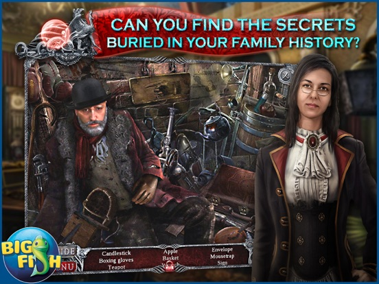 Vermillion Watch: Moorgate Accord - Hidden Objects screenshot 7