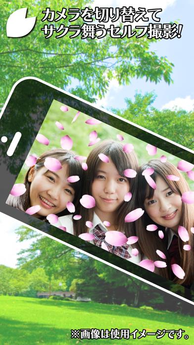 サクラなう! ~桜舞う不思議カメラ~ ScreenShot1