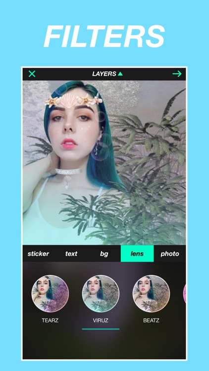 R4VE - A Modern Photo Editor and Camera