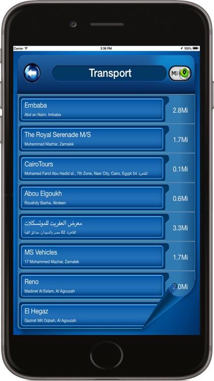 Havana Cuba Offline Maps Navigator Transport screenshot-3