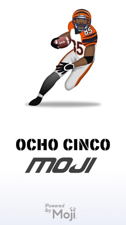 OchoMoji by Ochocinco