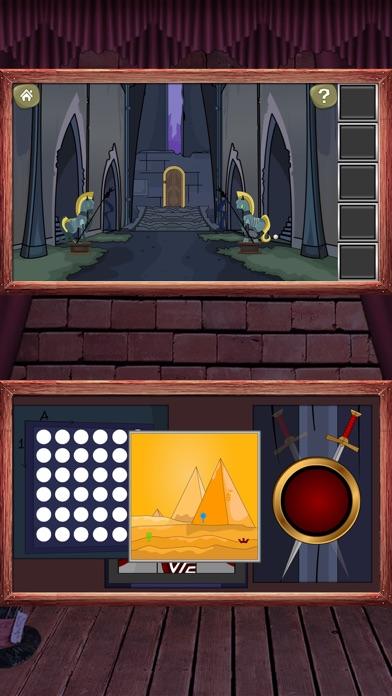 Escape The Rooms:The Prison Escape Of Castle screenshot four