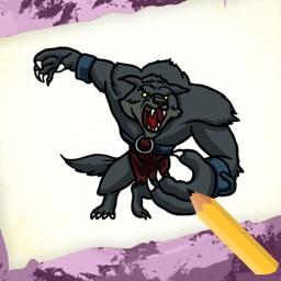 Draw Monsters- Full Version