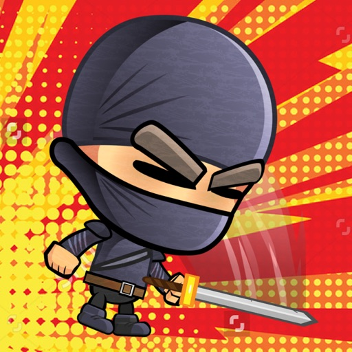 Super Ninja Run - новые приключение игры