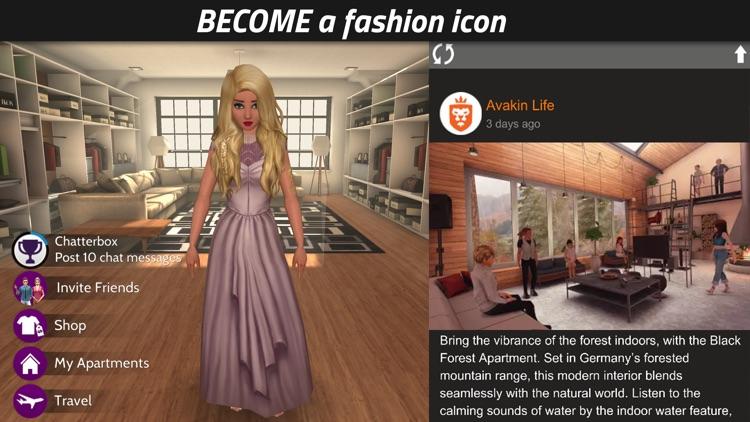 Avakin Life – A Virtual World of Avatars and Chat screenshot-4