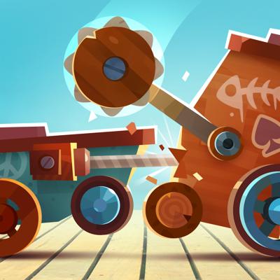 CATS: Crash Arena Turbo Stars app