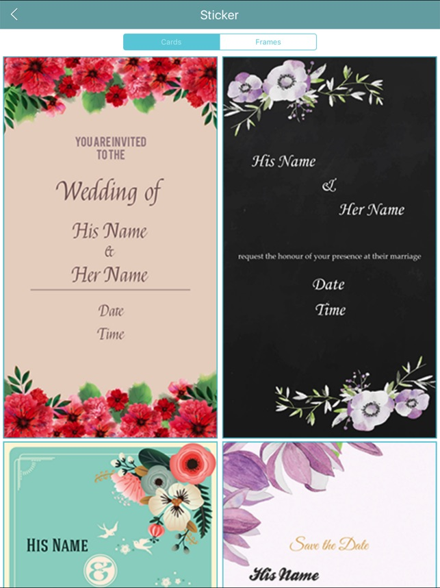 Wedding Invitation Card Maker on the