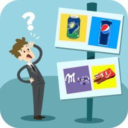 Guess the Brand - Food Logo Pop Quiz Trivia