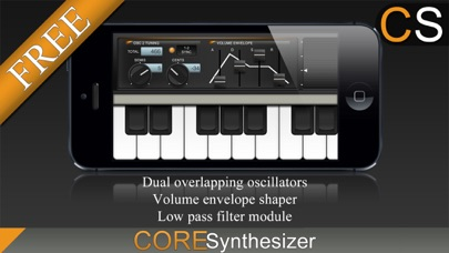 Core Synth Free screenshot one