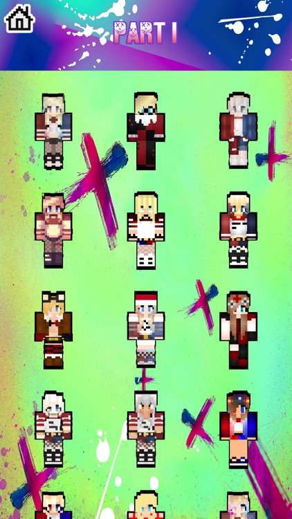 Skins for Harley & Suicide Squad for Minecraft