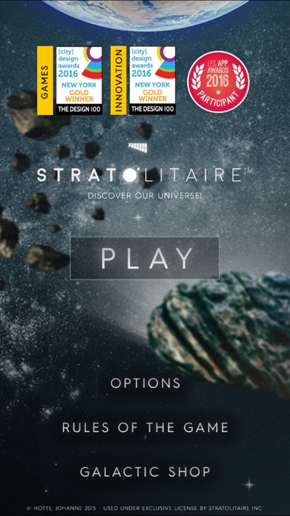 Stratolitaire