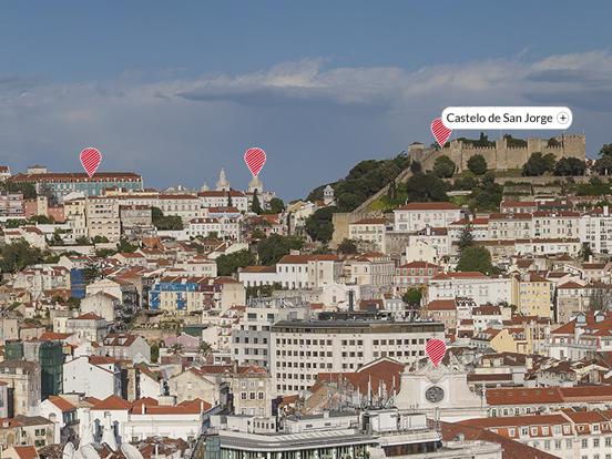 Mirador de São Pedro de Alcântara de Lisboaのおすすめ画像2