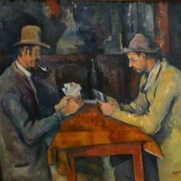 Paul Cezanne Paintings for iMessage