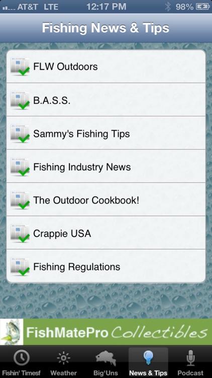 FishMate®Pro screenshot-3