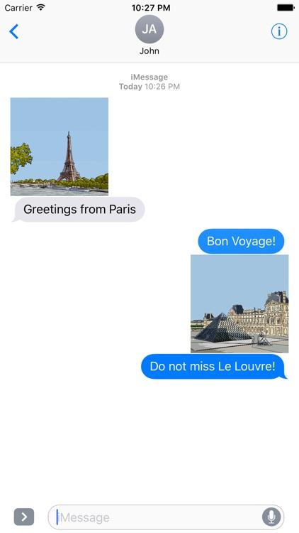Greetings from Paris screenshot-3