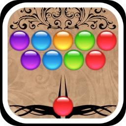 Bubble Jewels 2 - Marble Pop Bubbles Shooter Game!
