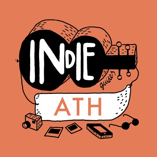 Indie Guides Athens, guide & offline map