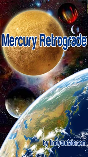 MercuryRetrograde findyourfate on the App Store