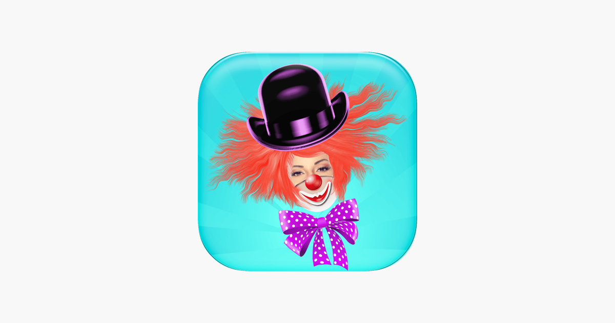 clown face changer on the app store