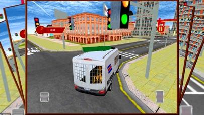 Police Dog Transporter truck – Police Cargo Sim