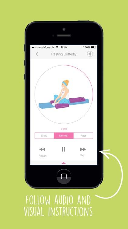 WellMama Pro Full Version Post Pregnancy Yoga