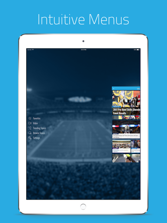 Spin Zone: Pro Football News and Fantasy Football Discussion, for NFL Fans screenshot