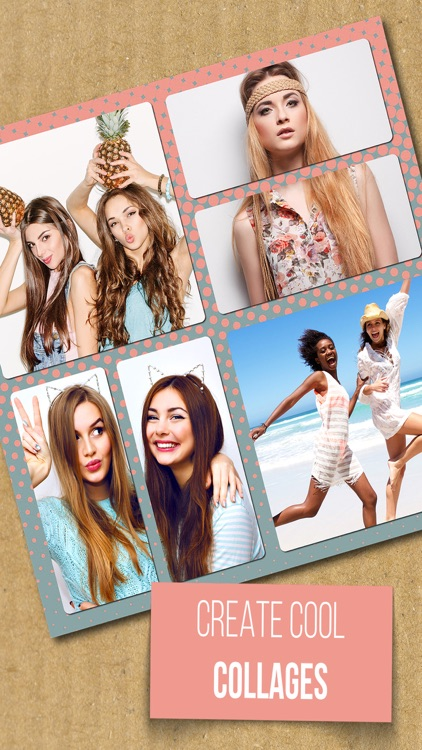 Photo Grid effects and filters for collages – Pro