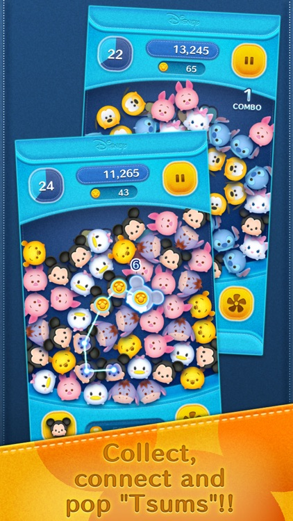 LINE: Disney Tsum Tsum screenshot-1