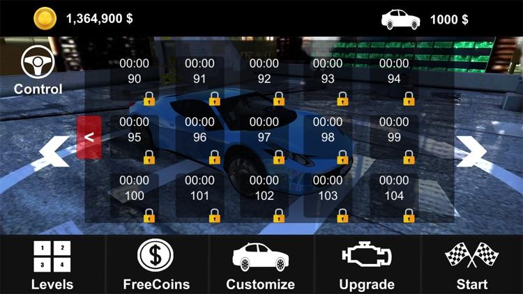 模拟停车人生-car parking