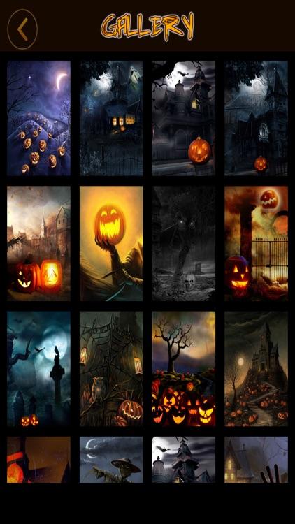 Scary Halloween Wallpaper HD 2017 screenshot-3