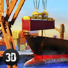 Activities of Port Tycoon: Ship, Truck & Manual Crane Simulator