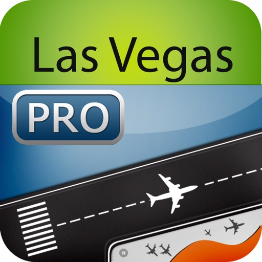 Las Vegas Airport Pro (LAS) + Flight Tracker