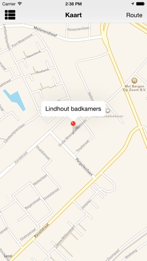 Lindhout Badkamers on the App Store