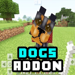 DOGS ADDONS for Minecraft Pocket Edition