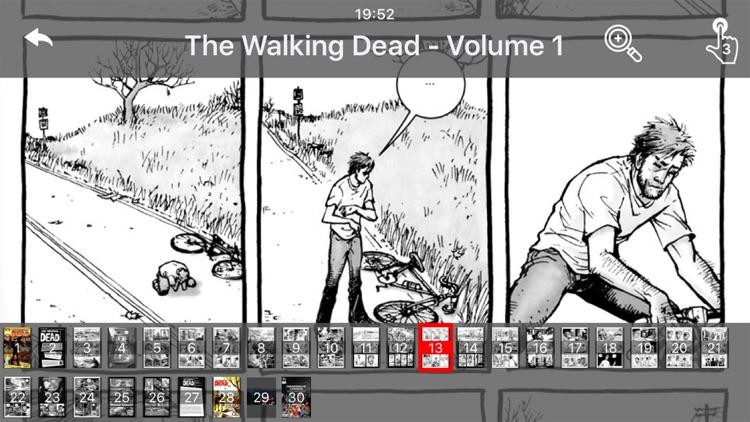 Comics Landscape screenshot-3