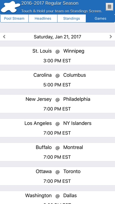 Screenshot for OnlinePools in Canada App Store