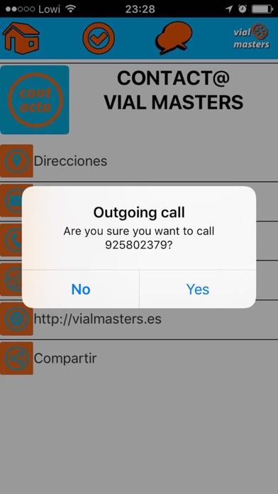Test Autoescuela VM screenshot 3