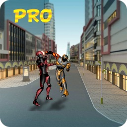 Martial Arts Fighting 3D Pro
