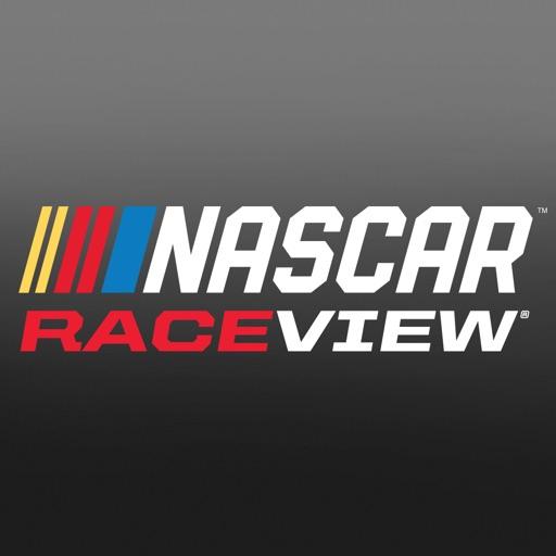 NASCAR RACEVIEW MOBILE app logo