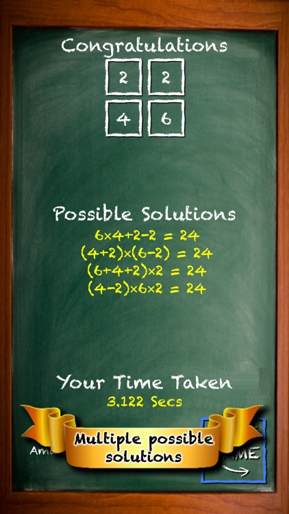 Fun Math - Brain Training screenshot-4
