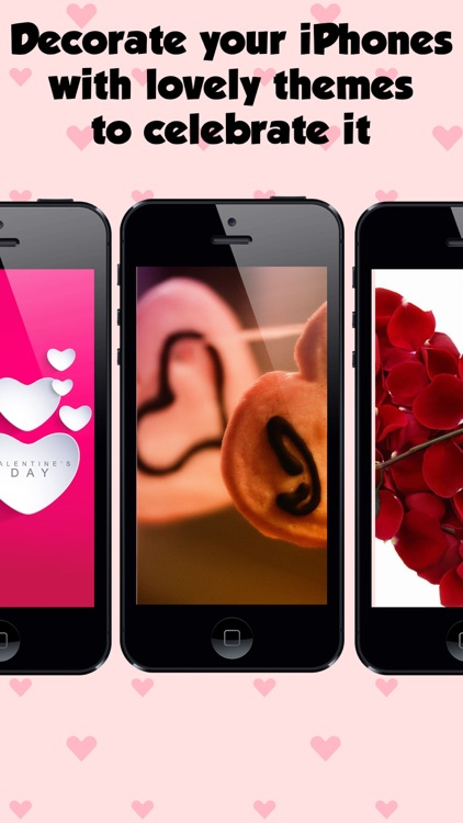 Valentine's Day Wallpapers HD- Valentine Themes