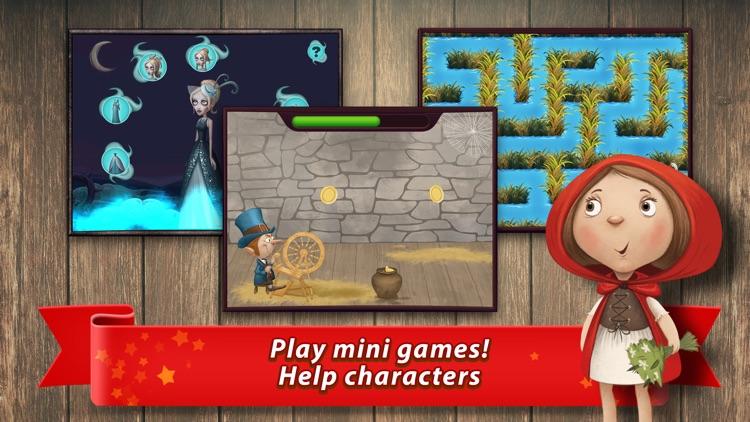 Kids'Corner: interactive tales for kids screenshot-3
